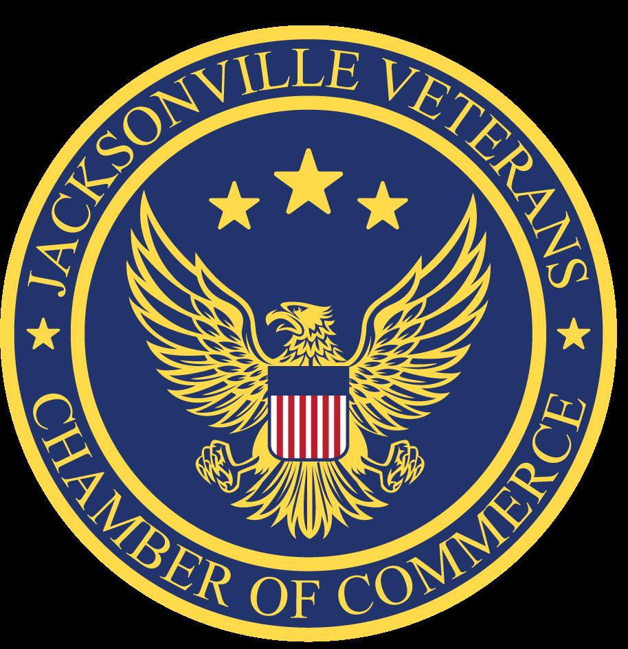 Jacksonville Veterans Chamber of Commerce Official Logo